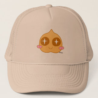 Garbanzo kawaii trucker hat