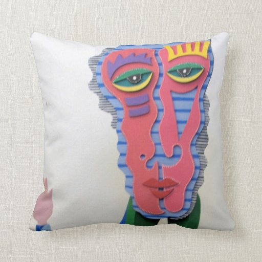 """""""Garby"""" Pillow"""