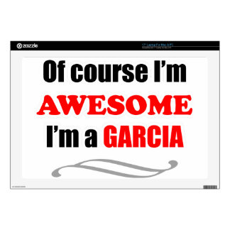 Garcia Awesome Family Decal For Laptop