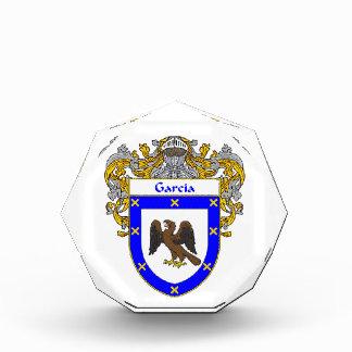 Garcia Coat of Arms Family Crest Award