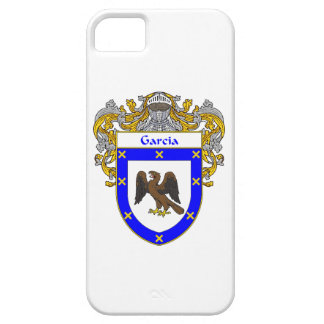 Garcia Coat of Arms/Family Crest iPhone SE/5/5s Case