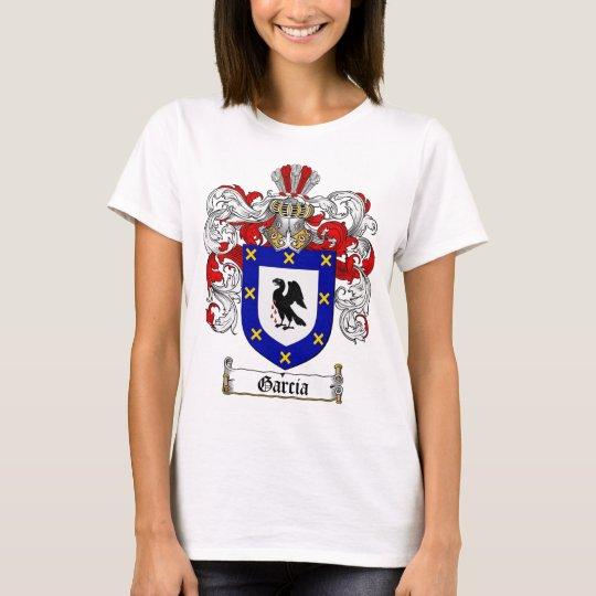 GARCIA FAMILY CREST -  GARCIA COAT OF ARMS T-Shirt