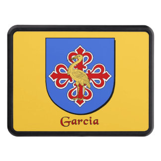 Garcia Family Shield Tow Hitch Cover