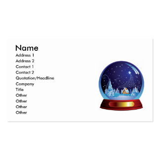 Garcya.us_18710188, Name, Address 1, Address 2,... Double-Sided Standard Business Cards (Pack Of 100)