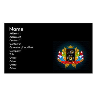 Garcya.us_7849768, Name, Address 1, Address 2, ... Business Card Templates