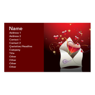 Garcya.us_8448304, Name, Address 1, Address 2, ... Double-Sided Standard Business Cards (Pack Of 100)