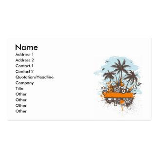 Garcya.us_blog_001, nombre, dirección 1, dirección plantilla de tarjeta de visita