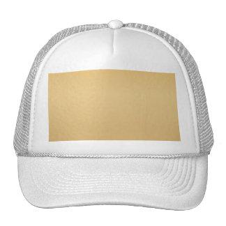 Garcya_us_blog_21701365Gold Trucker Hats