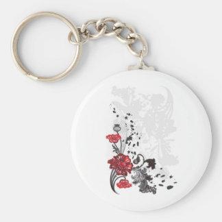 Garcya.us_Flower_Vector_3089516 Key Chains