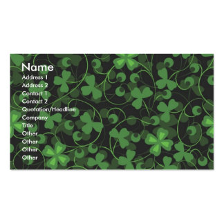 garcya.us_pattern.jpg (10), Name, Address 1, Ad... Business Card Template