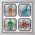 Garcya.us_ScienceIcons Impresiones