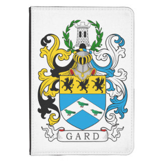 Gard Family Crest Kindle Cover