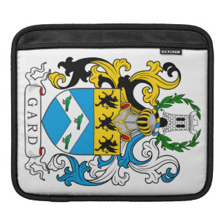 Gard Family Crest Sleeves For iPads