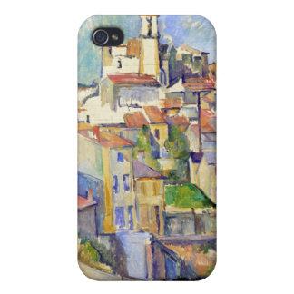Gardanne (Aix-en-Provence) Paul Cézanne Covers For iPhone 4