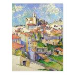 Gardanne (Aix-en-Provence) Paul Cézanne Postcard
