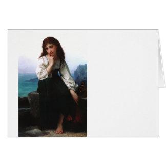 Garde-Elizabeth Gardner Bouguereau Card