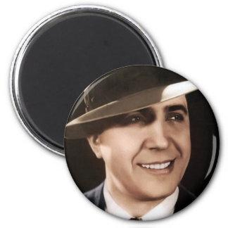 Gardel 2 Inch Round Magnet