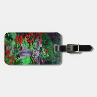 Garden Angel Bag Tag