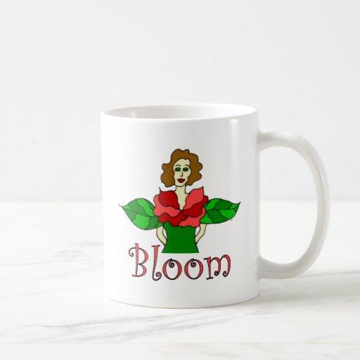 "Garden Angel ""Bloom"" Coffee Mug"