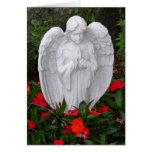 Garden angel cards