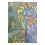 Garden Angel Greeting Cards