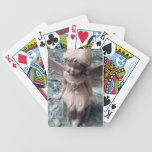 Garden Angel Playing Cards