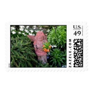 Garden Angel Stamps