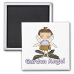 Garden Angel Tshirts and Gifts Magnets