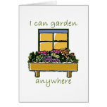 Garden Anywhere Greeting Cards