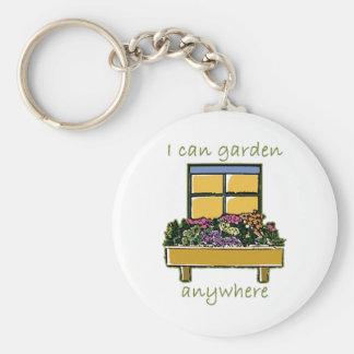 Garden Anywhere Keychain