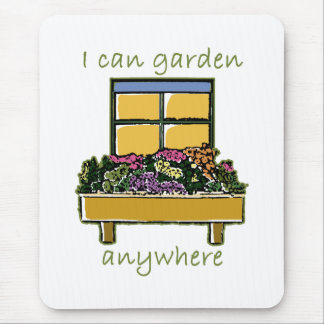 Garden Anywhere Mouse Pad