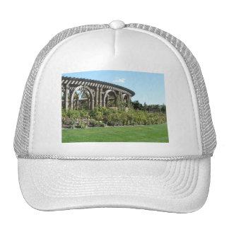 garden arbor mesh hat