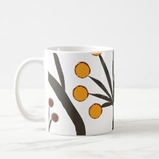 Garden Art mug