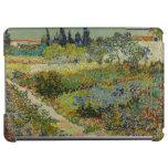 Garden at Arles by Vincent Van Gogh iPad Air Cover