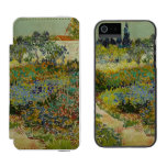 Garden at Arles by Vincent Van Gogh Incipio Watson™ iPhone 5 Wallet Case