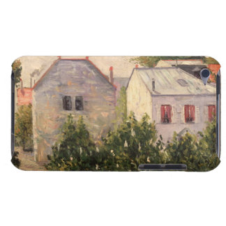 Garden at Asnieres, 1883 (oil on canvas) Barely There iPod Cover