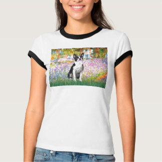 Garden at Giverney - Boston T T-Shirt