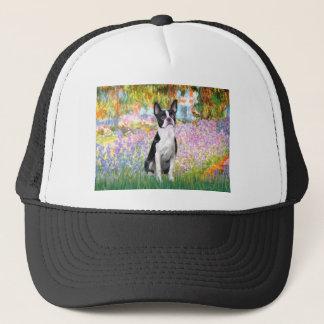 Garden at Giverney - Boston T Trucker Hat