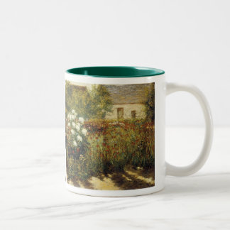 Garden at Giverny Coffee Mugs