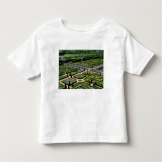 Garden at Villandry Chateau, Indre-et-Loire, Toddler T-shirt