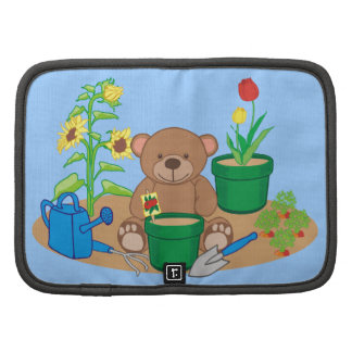 Garden Bear Folio Planners