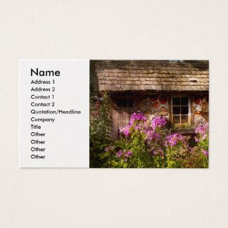 Garden - Belvidere, NJ - My little cottage Business Card