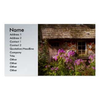 Garden - Belvidere, NJ - My little cottage Double-Sided Standard Business Cards (Pack Of 100)