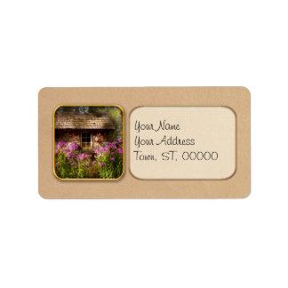 Garden - Belvidere, NJ - My little cottage Label