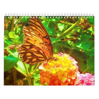 Garden Bliss Calendar