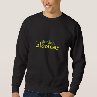 garden bloomer sweatshirt