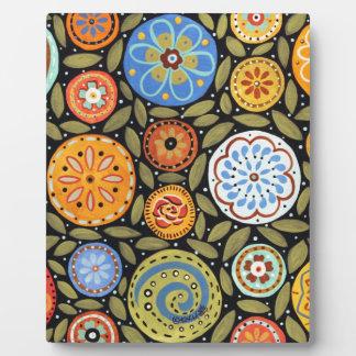Garden Blooms1.jpg Plaque