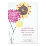 Garden Blossoms Shower/Party Invitation