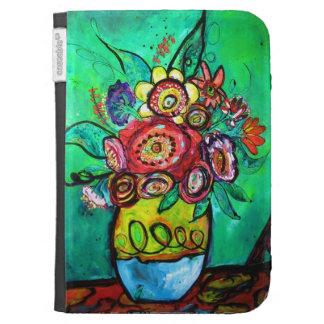 Garden Bouquet Kindle Cover