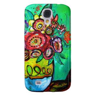 Garden Bouquet Samsung Galaxy S4 Cover